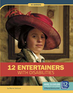 12 Entertainers with Disabilities
