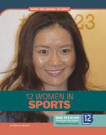 12 Women in Sports